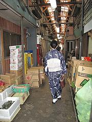 2外観:赤坂門市場内@らーめん酒場まんぼ亭・赤坂門市場