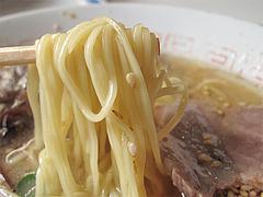 料理:ラーメン麺@白雲軒・福岡