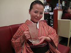 13料理:ジンジャーハイボール@牡蠣やまと・鉄板居酒屋・赤坂・料理:生ビール@牡蠣やまと・鉄板居酒屋・赤坂・オイスターバー