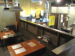 4店内:中2階@七輪居酒屋イソデチキン・舞鶴・天神