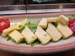 3豆腐の味噌漬け?@鬼太郎寿し