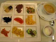 朝食バイキング2@リーガロイヤルホテル小倉