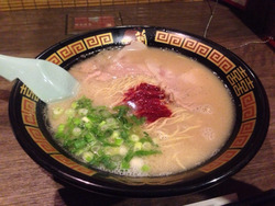 8剛鉄麺ラーメン790円@一蘭・西新店