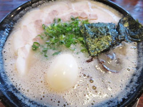 7味玉チャーシューメン
