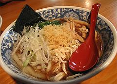 料理:饂麺(うーめん)空撮@麺処・糀や・キャナルシティ博多・ラーメンスタジアム