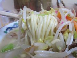 13チャンポン麺@大峰ラーメン