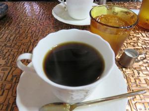 3コーヒー@喫茶レスト