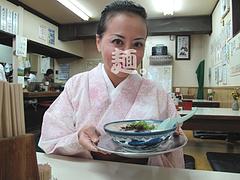 料理:ラーメン@しばらく平和台店・大手門