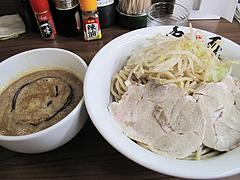 料理:博多つけ麺680円@博多麺業・島系・春吉店