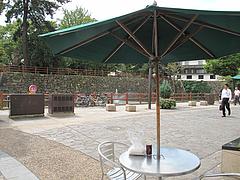 外観:リバーウォーク北九州のテーブル席ゲット@SUNDOG(サンドッグ)・西小倉