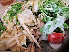 料理:豚ホルモンスタミナ焼@豚々拍子・笹丘