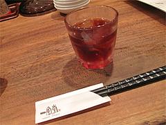 店内:お茶とエコ箸@博多一風堂大名本店