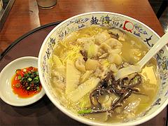 猪蹄麺(豚足麺)630円@大明担担麺(だいめいたんたんめん)博多デイトス店