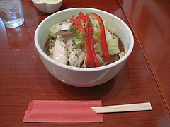 13ランチ:やみつきカレー麺650円@スターカレー大橋店