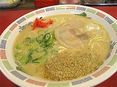 料理:ラーメン290円@博多ラーメンはかたや川端店