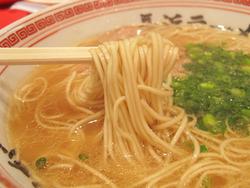 11べたなま麺@博多がんなが・中洲市場