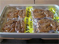 17ランチ:福岡耳納味付豚足5本1,250円@福岡・吉井・豚足・山歩(さんぽ)