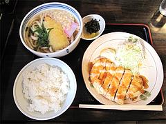 ランチ:日替わり定食600円@カラフル食堂・住吉店