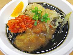 12イカスミカレーそば・試食@SAPA麺王決定線2012