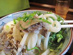 料理:肉玉ごぼう@丸亀製麺・那珂川店