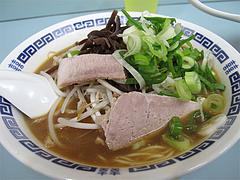 料理:みそラーメン250円@勝龍軒・野間