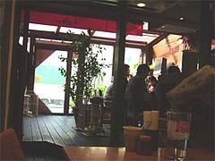 ペットOKのテラス席@らるきぃ