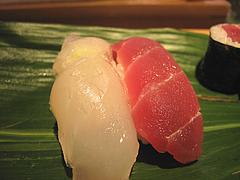 ランチ:ジャンボ定食・マグロ・タイ@ひょうたん寿司・天神・新天町