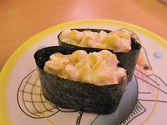 料理:コーンサラダ@かっぱ寿司・博多半道橋店