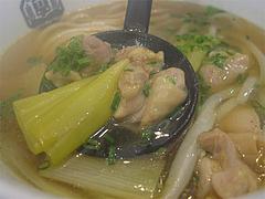15ランチ:カレーだしうどんの鶏とネギ@うどん大学・赤坂・居酒屋