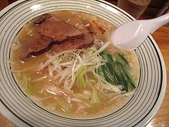 料理:魚介中華そば650円@めん屋とんでもねえ・春吉