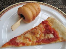 12ピザと揚げパン@シアラブッフェ・ヒルトン福岡