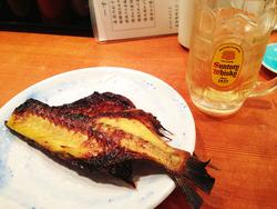 10つぼ鯛味噌焼@すし磯貝天神イムズ店