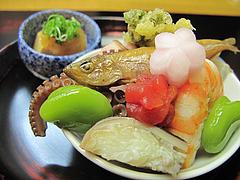 料理:八寸@日本料理・花柚(はなゆう)・倉敷