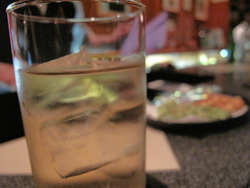 5ウイスキー水割り@マジックバー西岡