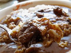 ランチ:カレーライス食べる@カレー・珈琲の店・インダス