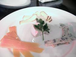 9チーズの盛り合わせ@中洲ロックハリウッド・バー・エタニティ