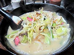 料理:チャンポン650円@ラーメン百千萬