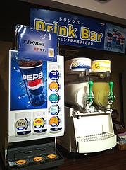 9居酒屋:ドリンクバー@心灯・みなと温泉・波葉の湯・ベイサイドプレイス博多
