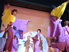 オープニングショー@別府・鉄輪(かんなわ)大衆演劇ヤングセンター