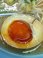 ランチ:ラーメン煮玉子@二丁目ラーメン・港・福岡