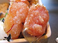 料理:めんたい重の基本と辛口@元祖博多めんたい重・西中洲