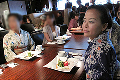 店内:テーブル@HAKATA-ONO(ハカタオノ)・天神