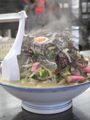 7特製野菜大盛り1,040円@井手ちゃんぽん小戸