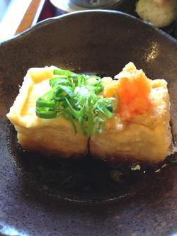 10揚げ出し豆腐@石蔵・姪浜店