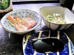 料理:付き出し@焼鳥みのかさ・小笹