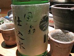 料理:風の森(奈良)仕込水@蕎麦・木曽路