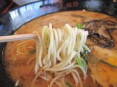 10ランチ:味千ラーメン麺@熊本ラーメン館・味千拉麺×桂花拉麺・半道橋店
