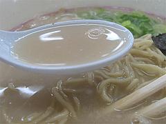 13ランチ:ラーメンスープ@名代ラーメン亭・大橋西鉄名店街店