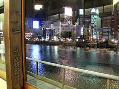 店内:中州の眺め@料亭きくしげ