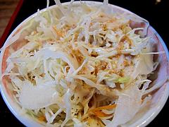 7ランチ:サラダ@麺や・ほり野・うどん・那珂川